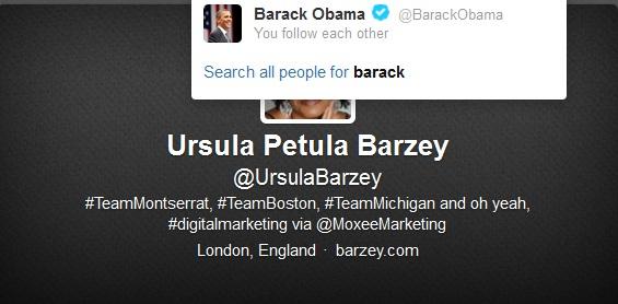 BarackObamaFollowingUrsulaBarzeyonTwitter