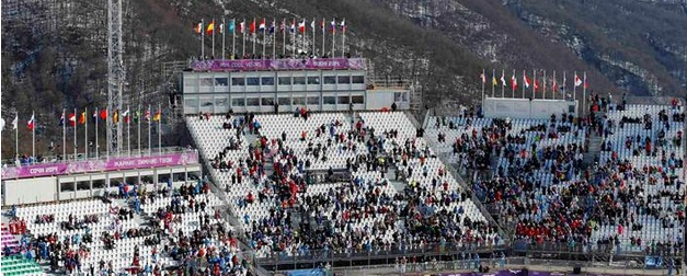Sochi2014_EmptySeats